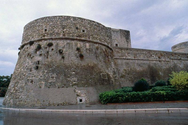 Bastions Provided Enhanced Protection From Cannons