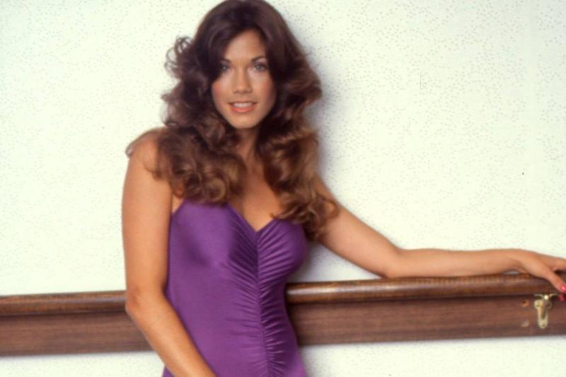 Actress Barbi Benton poses for a portrait in 1979.