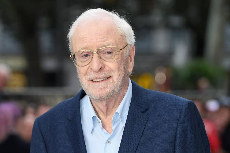 Sir Michael Caine attends the