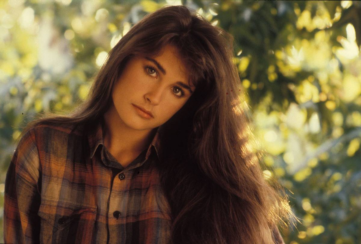 Demi Moore Was In General Hospital