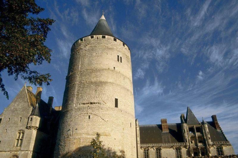 Donjons Were The Safest Spot In The Castle