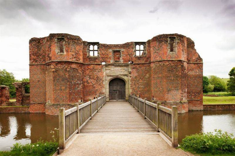 Gatehouses Were Designed To Stop Enemies At The Entrance