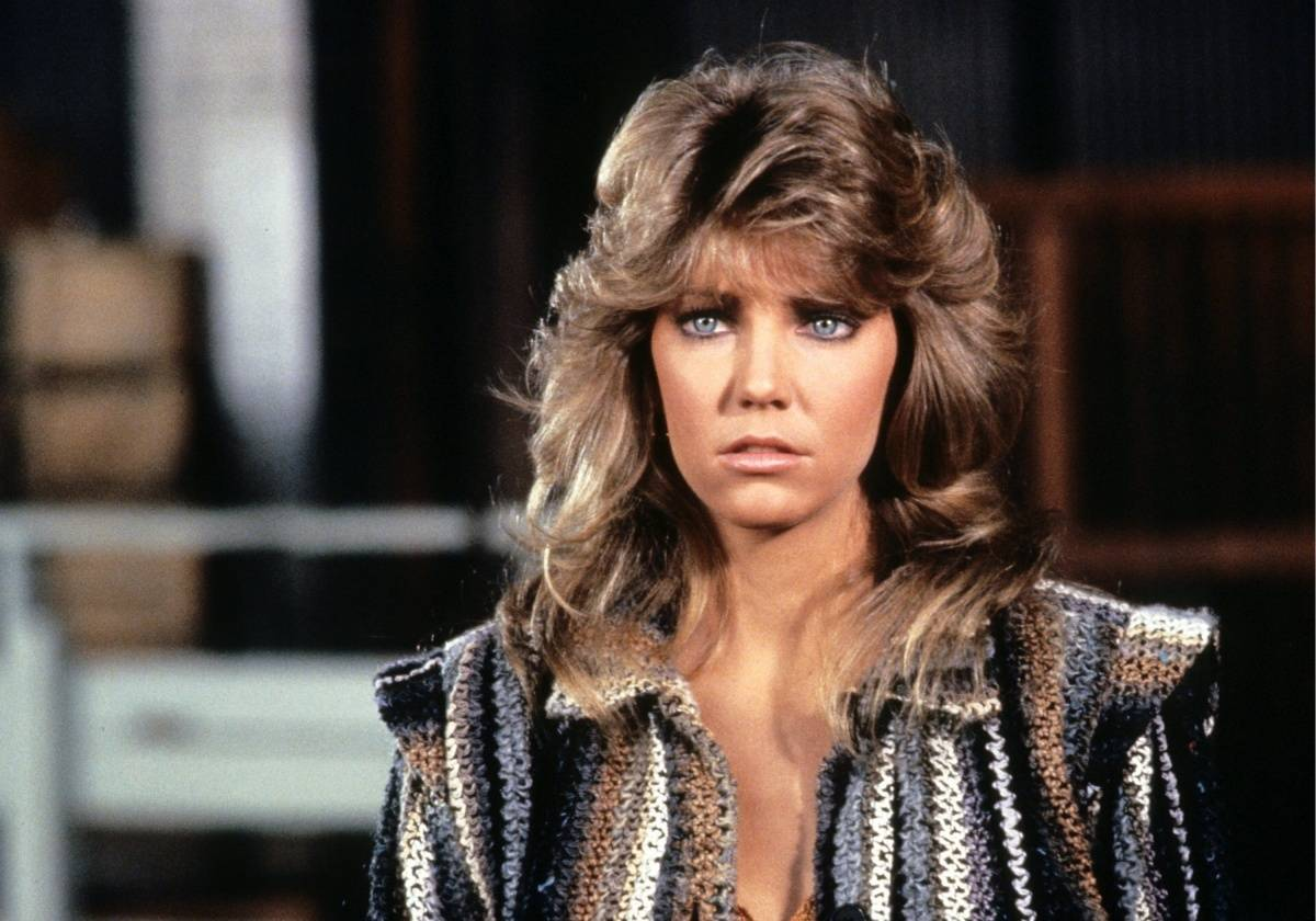 Heather Locklear Was In Melrose Place