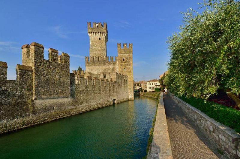 Moats Prevented Intruders From Tunneling Their Way In