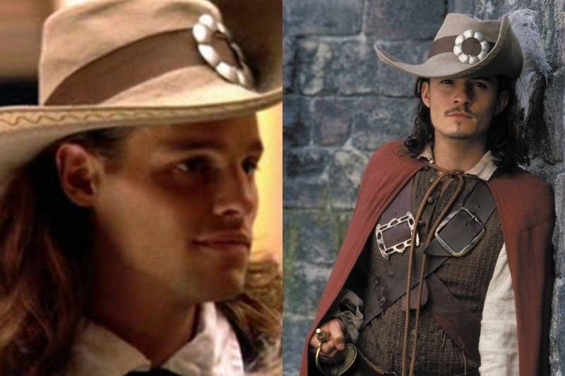 One Of The Musketeer Hats Can Be Seen In Pirates of the Caribbean: Curse of the Black Pearl