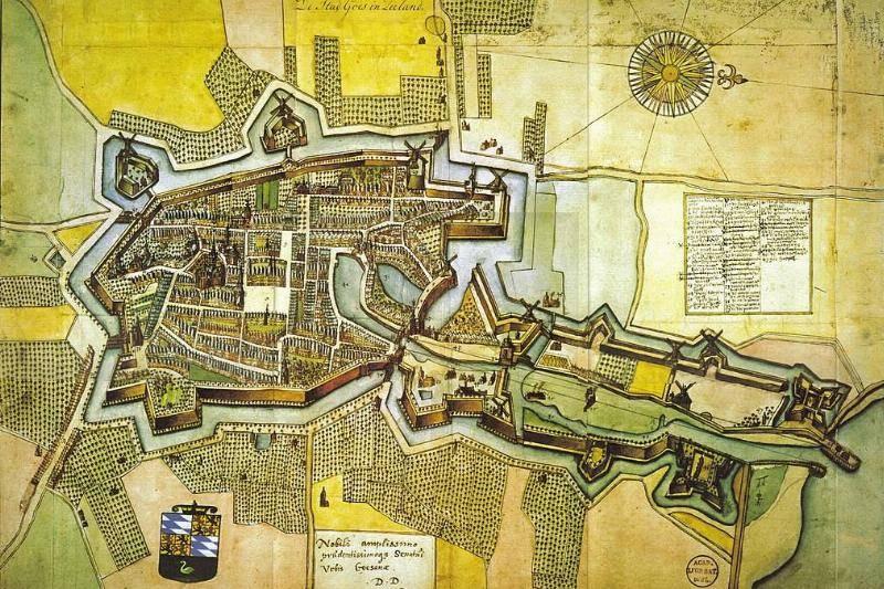 Ravelins Were Castles' First Line Of Defense