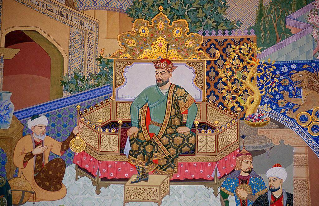 Tamerlane Was The Most Powerful Ruler In The Muslim World