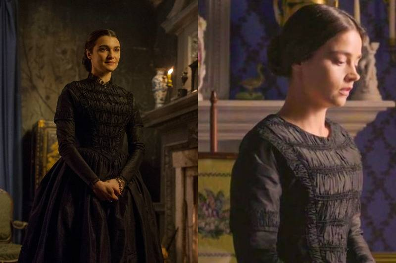 The Black Victorian Number In My Cousin Rachel & Victoria