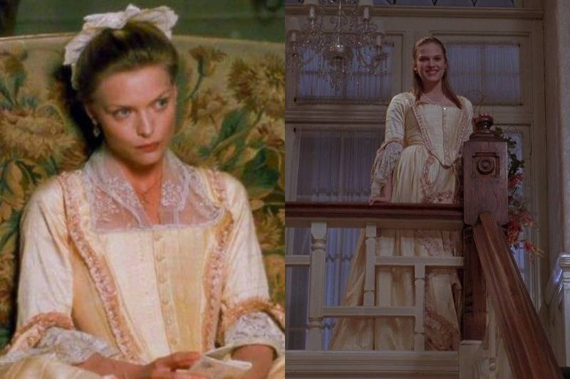 The Dress In Dangerous Liaisons & Hocus Pocus