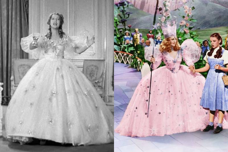 The Puffy Pink Dress In San Francisco & The Wizard of Oz