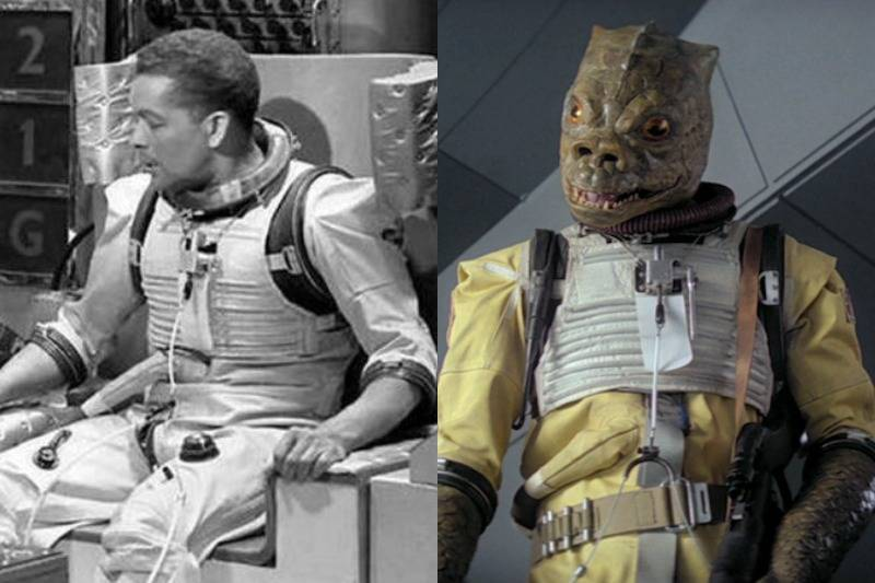 The Space Jumpsuit In Doctor Who Is Also In Star Wars