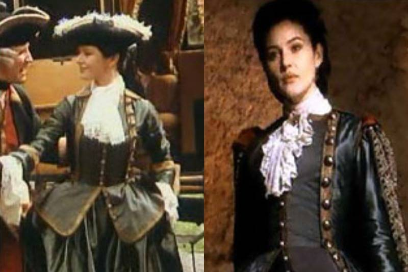 This Dress Is Worn In Catherine The Great & Brotherhood Of The Wolf