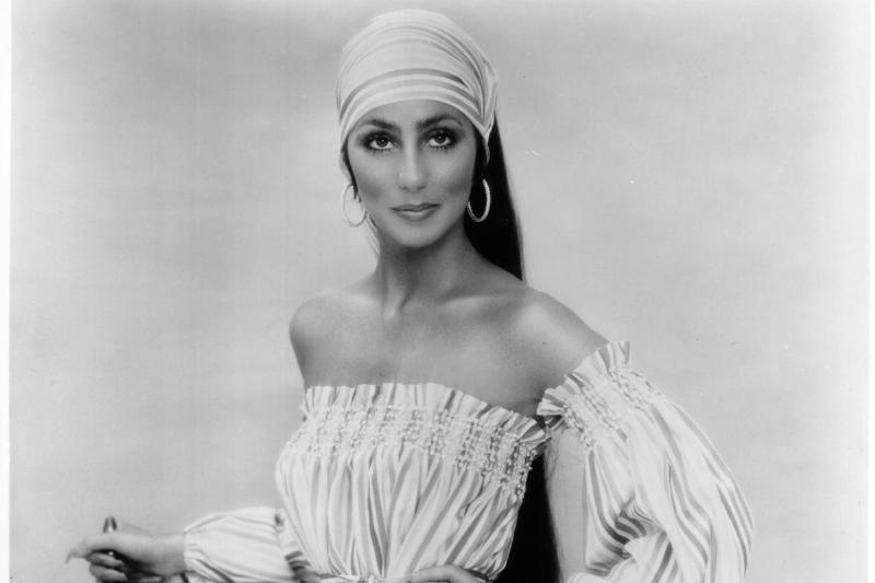 Cher Portrait