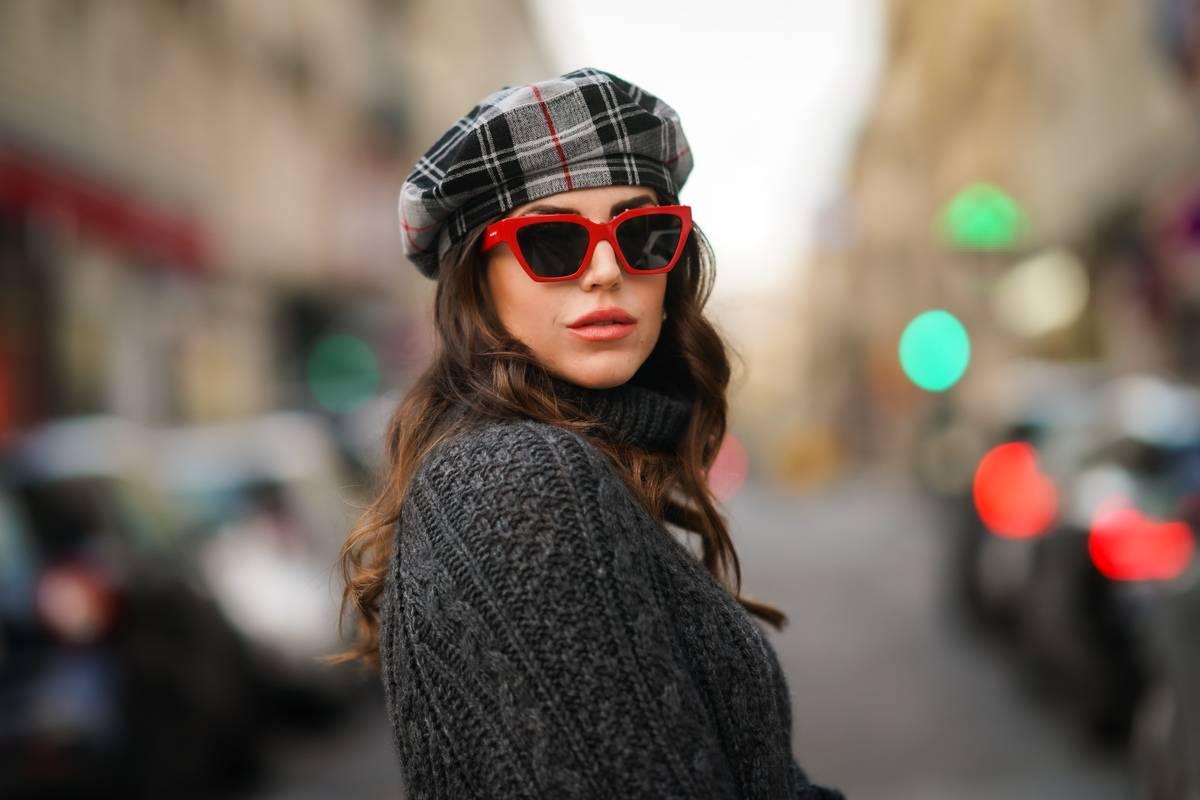 Fashion Photo Session In Paris - November 2020