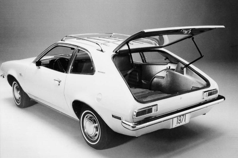 Pinto Runabout