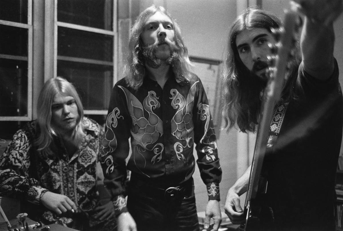 The Allman Brothers In South Carolina