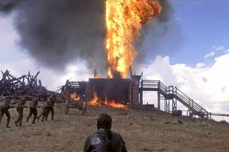 A Pyrotechnic Test Stalled The Production Of No Country For Old Men