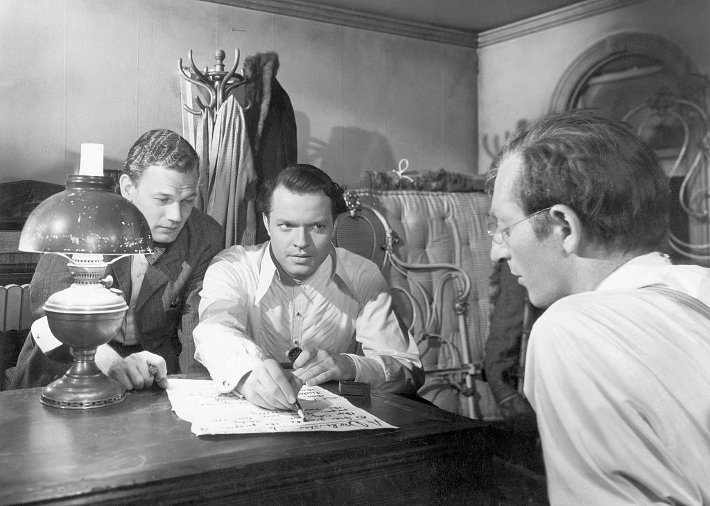 Scene from Citizen Kane