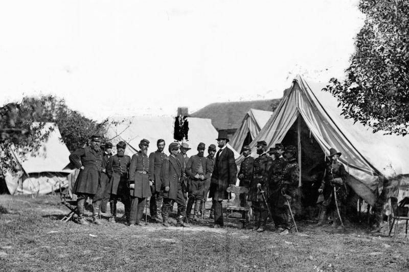 After The Battle Of Antietam