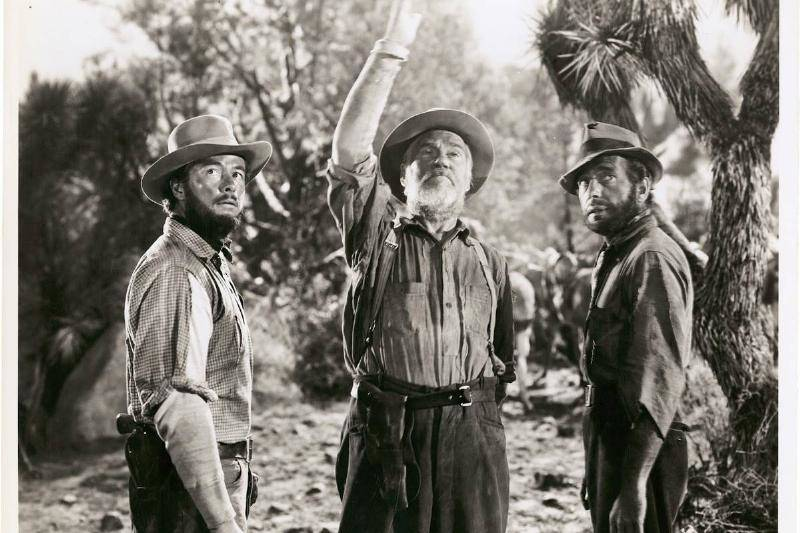 Anderson Was Inspired By The Treasure Of The Sierra Madre