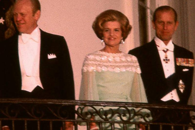 Betty Ford STunned During A Royal Dinner