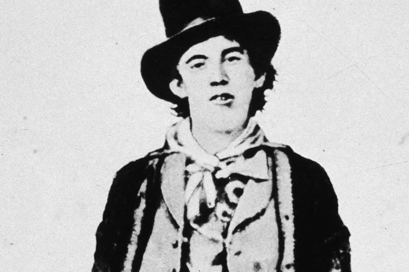Billy The Kid Wasn't Left-Handed