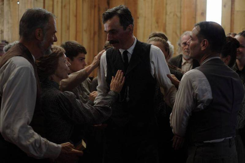 Daniel Day-Lewis Is In All But Two Scenes