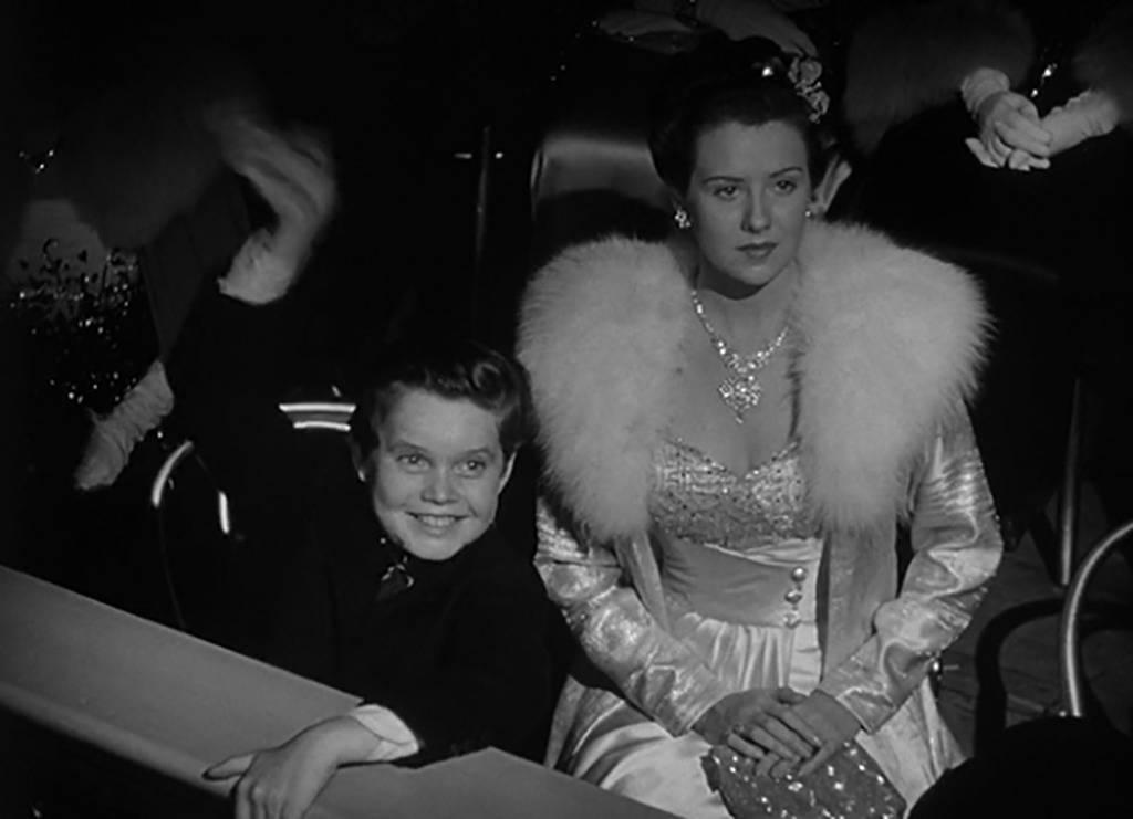 Actress in Citizen Kane