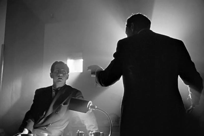 Scene in Citizen Kane