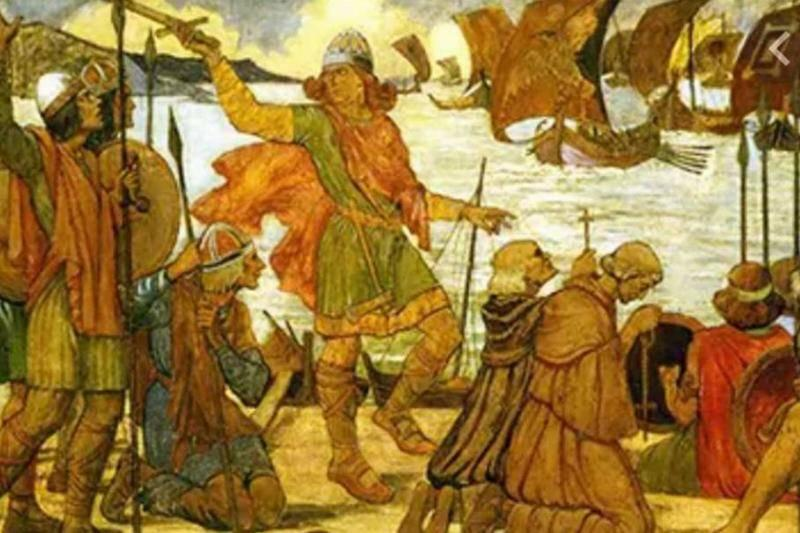 Legend Or Not, The Vikings Invaded England