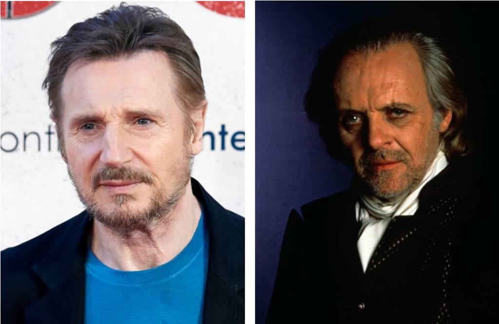 Neeson and Hopkins