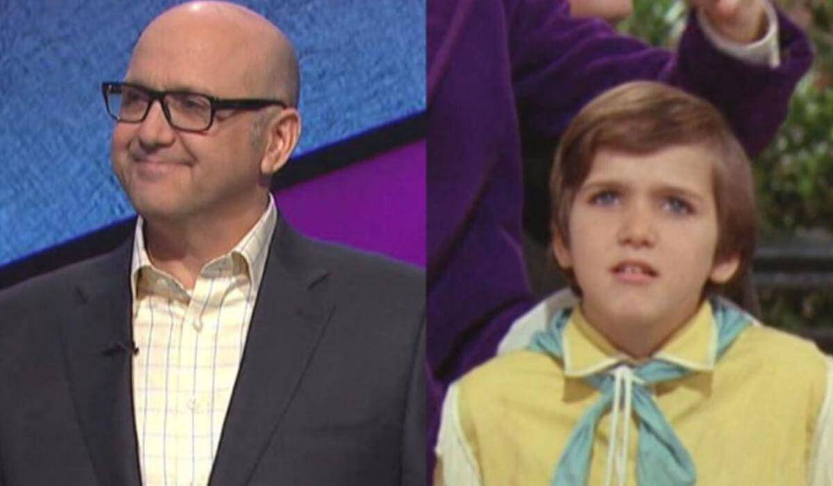 Mike Teavee Returned To TV On Jeopardy!