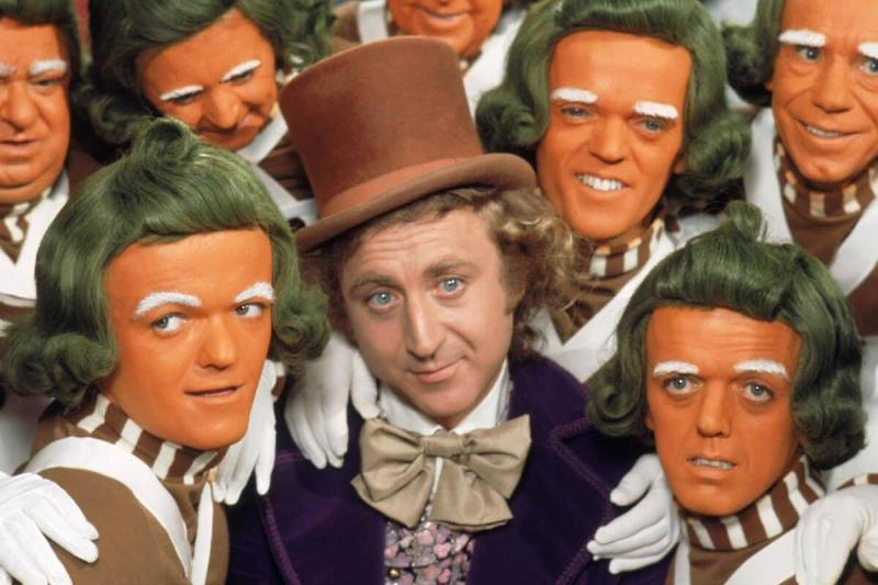 Most Oompa Loompas Didn't Know The Words To The Songs