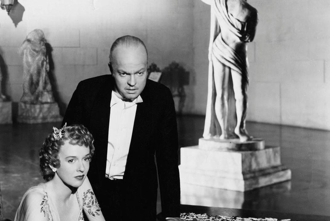 Actors in Citizen Kane