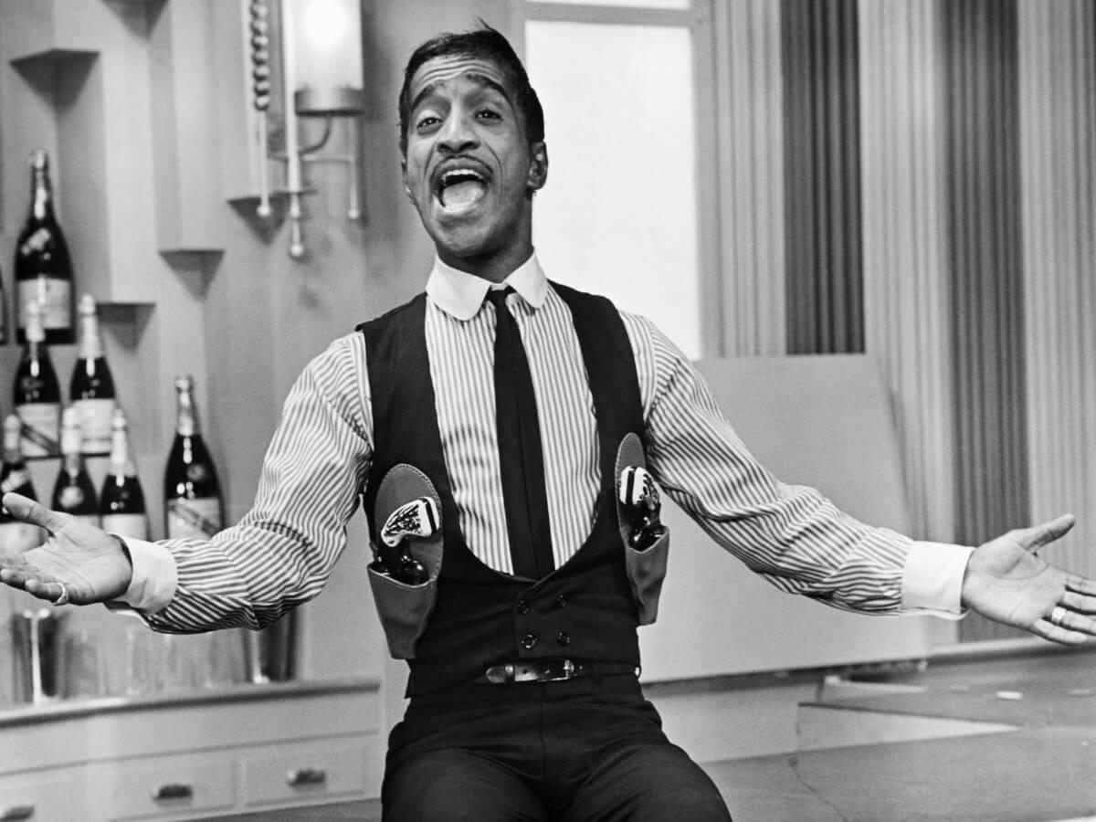 The Film Gave Sammy Davis Jr. His Only #1 Hit