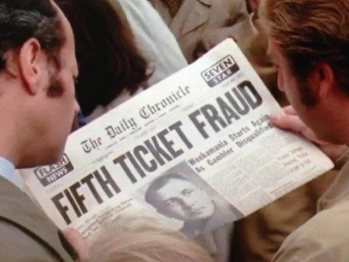 The Last Golden Ticket Finder