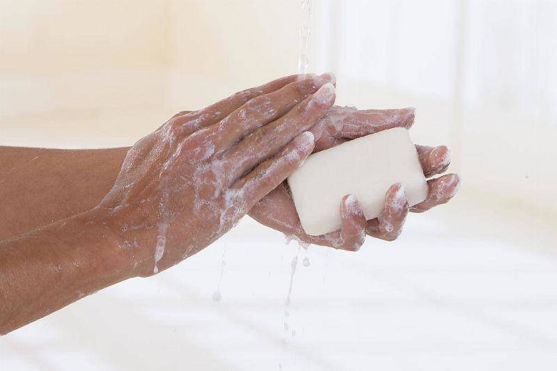 Using Soap Kills Germs