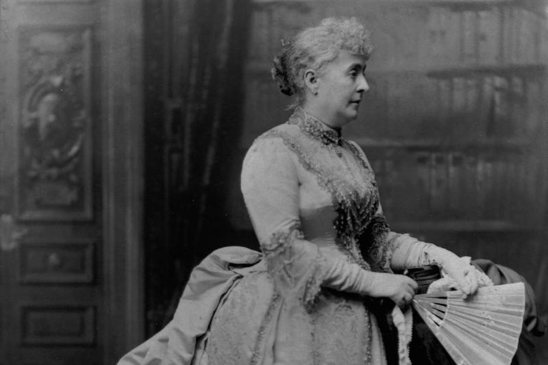 Mrs. Benjamin Harrison