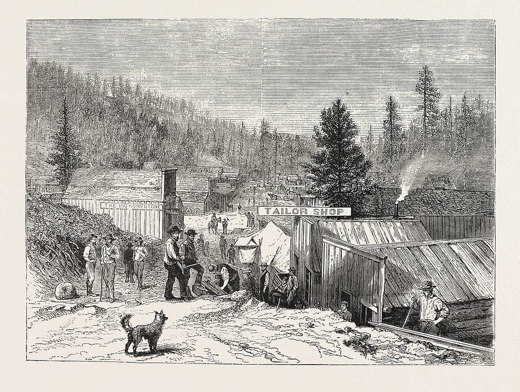 Picture of Deadwood