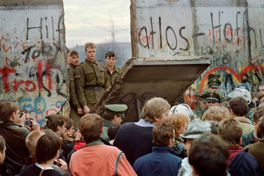 Picture of Berlin Wall