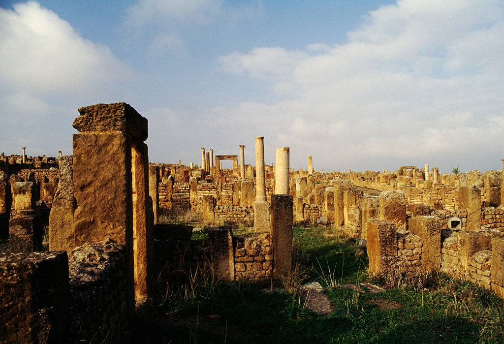 Picture of ruins