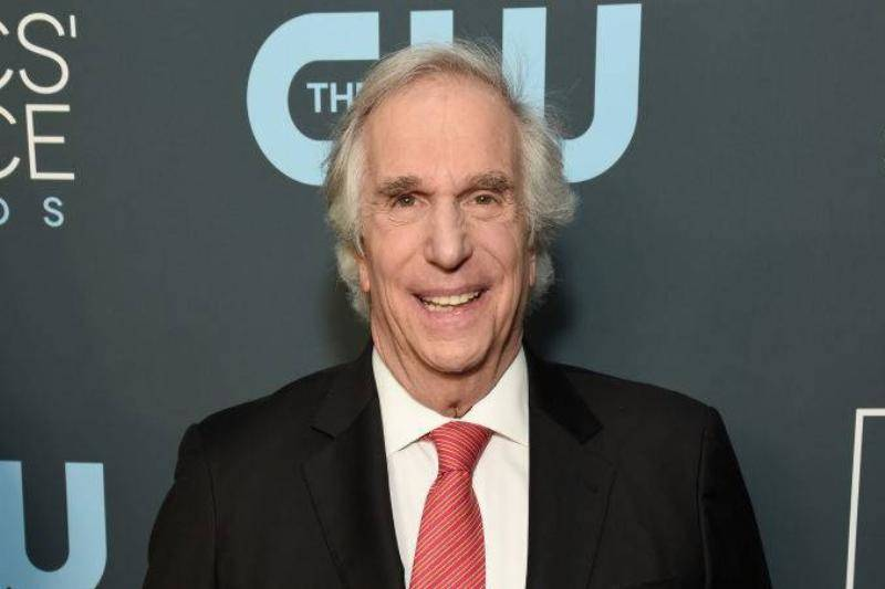 Henry Winkler Now