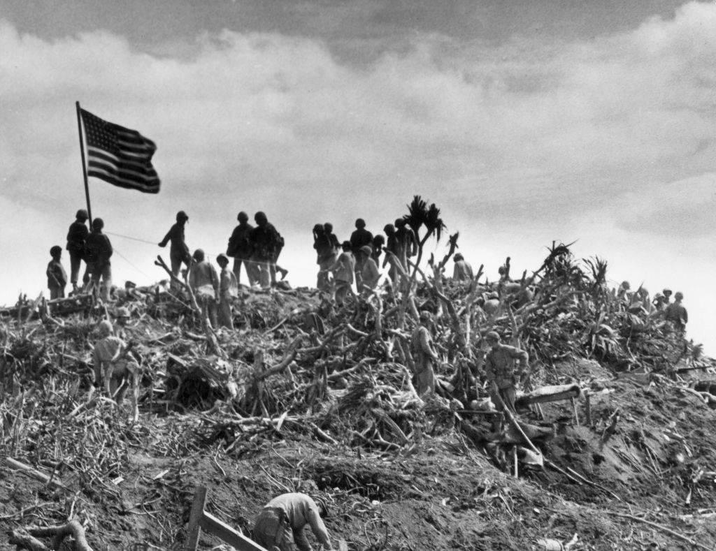 Picture of Iwo Jima