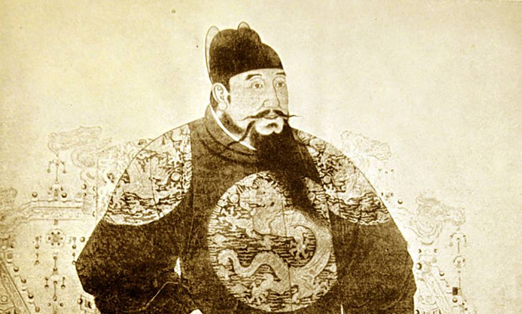 Picture of Yongle Emperor