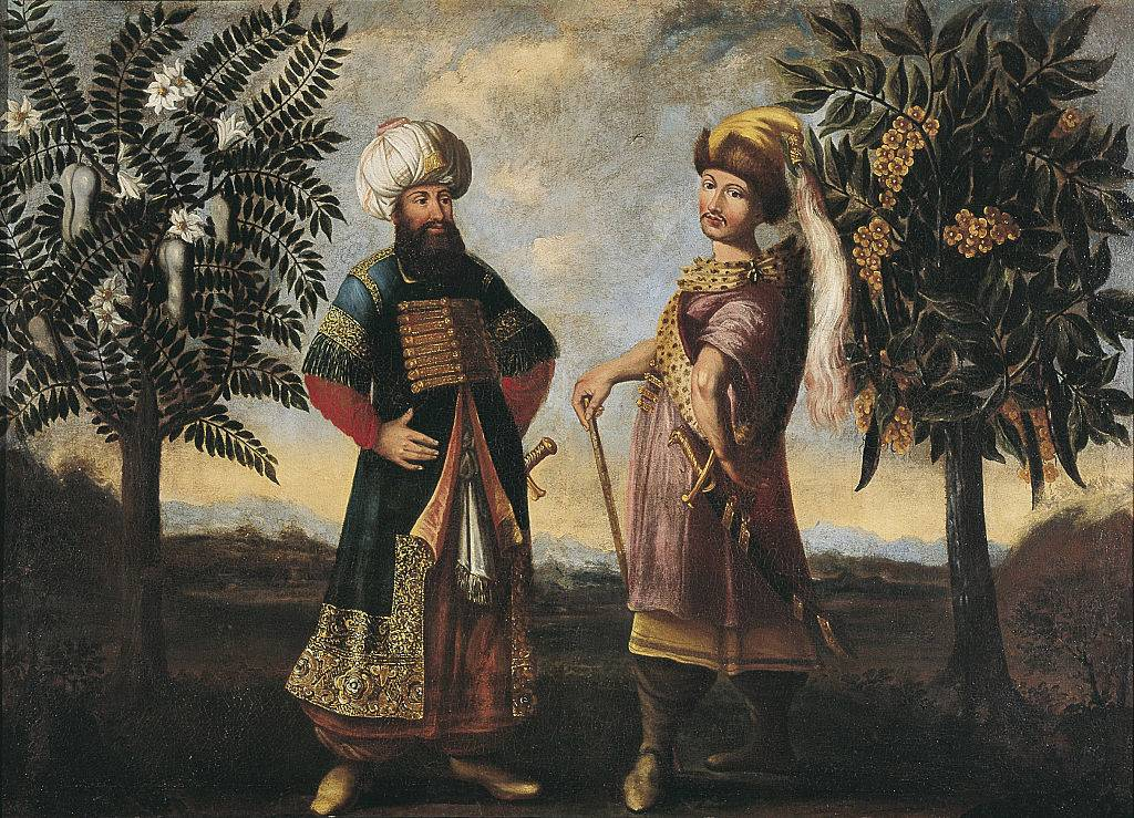 Picture of Ottomans