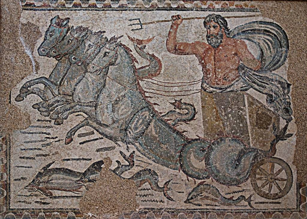 Picture of mosaic