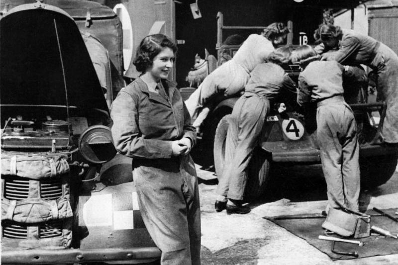 She Paid For Her Wedding Dress In War Rations