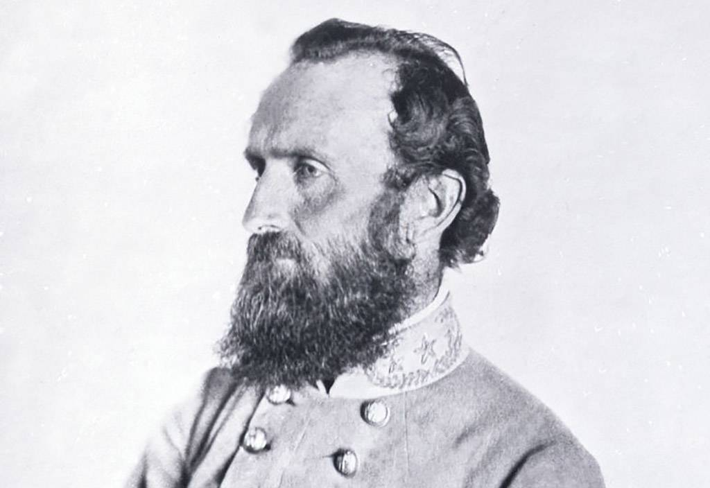 Picture of Stonewall Jackson