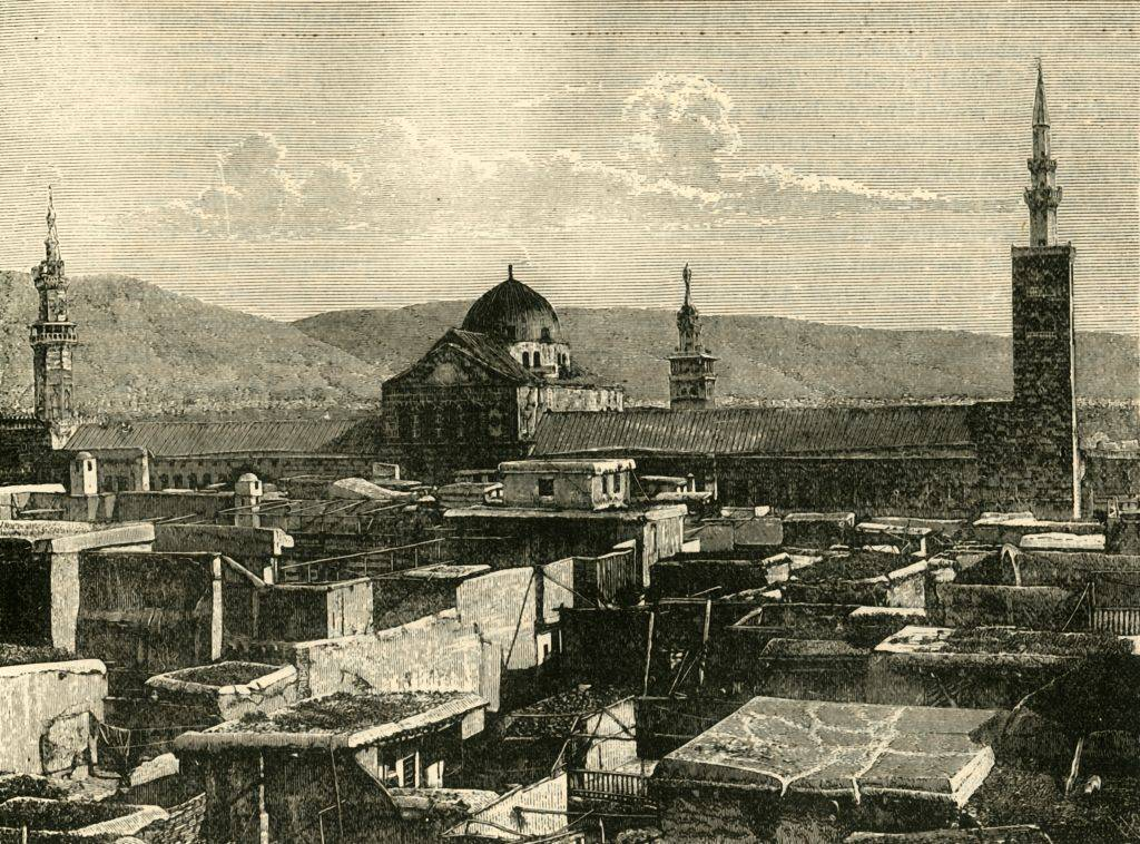GPicture of Damascus
