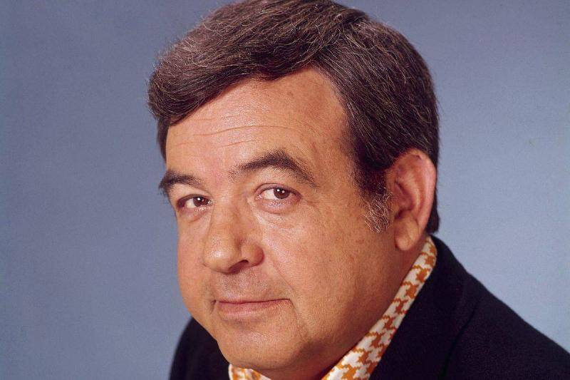 Tom Bosley Then